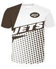 New York Jets Football Casual T-Shirt Summer Short Sleeve Tee Top Gift For Fans $22.81 CAD on eBay