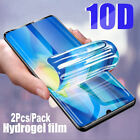 For Huawei P30 P40 Pro Smart TPU Hydrogel FILM Screen Protector NEW <br/> Buy-1-Get-1 Free-Royal Mail Fast Delivery
