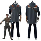 Star Wars Jedi: Fallen Order Cal Kestis Cosplay Costume Halloween Suit Uniform $115.0 USD on eBay