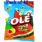 Thai Fruit Ole Sweet Sour Fizzy experience Flavour Strawberry Mix Candy Tropical