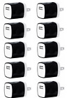 10x 1A USB Power Adapter AC Home Wall Charger US Plug FOR iPhone 6 7 8 X 11