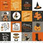 Fab-Boo-Lous Fabric Halloween OOP Quilt Shop Quality Cotton