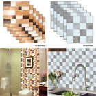 Self Adhesive Tile Sticker Mural Home Background Decor Tile Sticker Decal