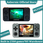Anbernic RG350M RG350P Handheld HDMI Video Game Emulator Game Player+32G TF Card