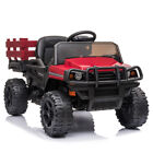 Kids Ride on Truck Car Toys Battery Power Wheels Music Light Remote Control 12 V
