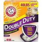 Arm & Hammer Double Duty Clumping Cat Litter, Scented