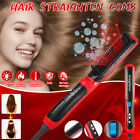 2 In1 Quick Curling Iron Hair Straightener Curling Hair Style Curler Show Cap