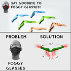 Fog-Free Accessory for masks (1/5 PCS) -Prevent Eyeglasses From Fogging