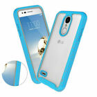 For LG Aristo 3/2 Plus/Rebel 4 LTE/ Phoenix 4 Shockproof Hybrid Phone Case Cover