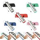 New 32-Key Melodica with Mouthpiece & Hose & Bag & Cleaning Cloth