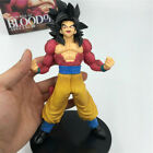 New Anime Dragon Ball Z Son Goku Super Saiyan 4 Shape fighter red hair action fi