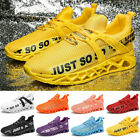 Men's Outdoor Running Sneakers Casual Athletic fashion Tennis Walking Gym Shoes