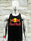 NEW RED BULL ENERGY DRINK RACING BULL LOGO MEN'S TANK TOP SIZE S M L XL
