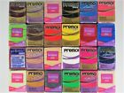"""Fimo, Sculpey Iii, Premo, Polymer Clay 2oz Oven Bake Choose Your Color """"new"""""""