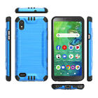 Phone Case for Alcatel TCL A2 A507DL Dual-Layered Shock Absorbing Cover