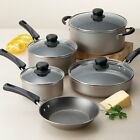 Cookware Set 9-Piece Kitchen Home Non-Stick Cooking Stainless Steel Pots & Pans