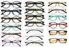 New 10 Pairs Of Closeout Reading Glasses - Your Choice In Power And Gender -bulk