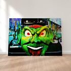 Maximum Overdrive Poster, Retro Style Movie Poster, Premium Photo Paper Poster
