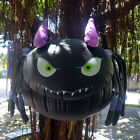 US_ Halloween Inflatable Spider Ghost Outdoor Haunted House Props Party Decorati