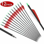 30/40lbs Archery Recurve Bow Takedown Hunting Target Longbow Training Practice