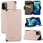 For Iphone 12 Pro Max 11 Xs Xr 8 7 Plus Flip Leather Wallet Case Card Slot Cover