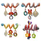 'Baby Activity Spiral Hanging Toy Pushchair Pram Stroller Bedding Car Seat Cot Uk
