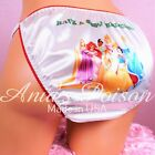 Sissy String Bikini Panties CHRISTMAS MENS Satin HIGH GLOSS PRINCESS CHOOSE!
