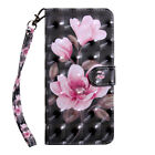 For NOKIA 6.1 7.1 4.2 3.2 2.2 2.3 1.3 Flip Leather Wallet Case with Card Stand