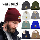 Men's Carhartt Acrylic Watch Hat Beanie Warm Stretch Knit Cap A18 Authentic Gift