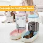 Large Capacity Puppy Automatic Pet Feeder Dog Cat Food Water Dispenser Bottle