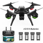 Holy Stone HS130D GPS FPV Drone with 2K Camera RC Quadcopter Batteries Follow Me
