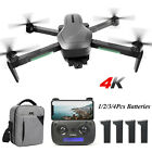 Holy Stone HS470 Foldable Drone with 4K HD Camera RC Quadcopter Brushless + Bag