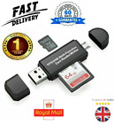 USB 3.0 SD Memory Card SD Card Reader For Android Phone Tablet PC Micro USB OTG