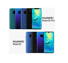 Huawei Mate20 Pro 128gb Lya-l09 Unlocked 4g  Android Smartphone Various Colours