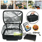 55W Personal Portable Electric Oven Electric Lunch Box Bento Tote Heating Bag
