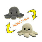 Reversible Flip Octopus Plush Stuffed Toy Soft Animal Pillow Girls Brithday Gift