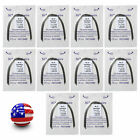 100pcs/10pack Dental Orthodontic Super Elastic Niti Arch Wire Round Ovoid