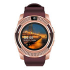 Waterproof BT Smart Watch Cell Phone Mate Fitness Tracker For All Smart Phone