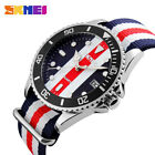 Men+Watch+Sports+Fashion+Casual+British+Style+Belts+Blue+White+Red+Alloy+%E2%9D%A4