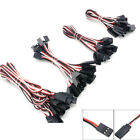 10/20Pcs RC Servo Extension Cord Cable Wire Lead JR For Rc Helicopter Drone UK