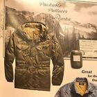 POLO RALPH LAUREN RRL 1940s MILITARY SMOCK EXPEDITION ANORAK QUILTED JACKET $690