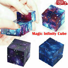 Sensory Infinity Stress Fidget Cube For Autism Anxiety Relief Kids Adult Toys UK