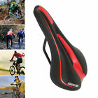 Bicycle Seat Bike Bicycle MTB Saddle Road Mountain Sport Soft Gel Pad Cushion UK