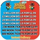 Внешний вид - Animal Crossing:New Horizons Bells, Nook Miles Tickets, Fish Bait Fast Delivery