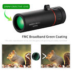 99X99 Monoculars Telescope Low Light Night Vision Zoom Simple Clip Sightseeing