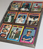 1975 TOPPS Baseball 660 Card Complete Set Assembled from Packs / Ships In Pages