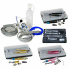 Dental Air Turbine No Compressor Slow Fast Low High Speed Handpiece Kits 4 H ZY