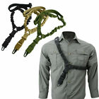Tactical One/Two/3 Point Rifle Sling Shoulder Strap Nylon Military Gun for Hunt
