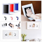 Baby Paw Print Pad Foot Touch Ink Pad Newborn Souvenir Gift Hand Handprint Stamp