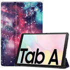 PU Leather Trifold Case Cartoon Pattern Cover Stand For Samsung Tab A7 10.4 2020